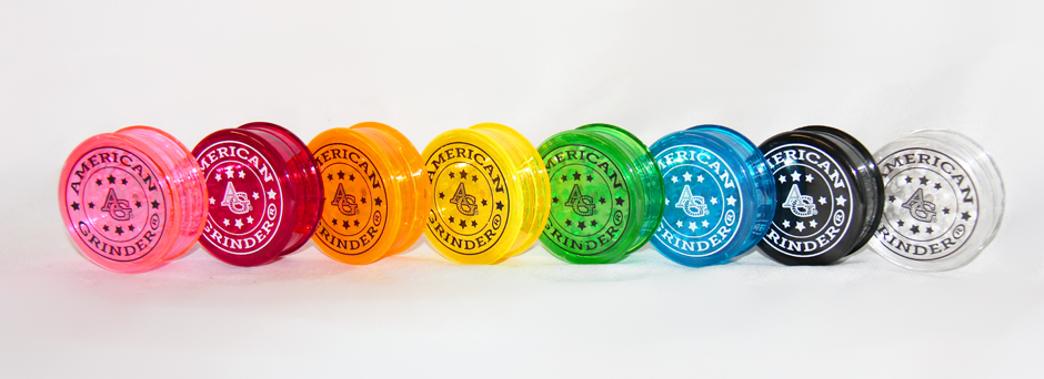 PGM - Acrylic Grinder